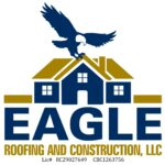 Eagle Roofing and Construction Logo
